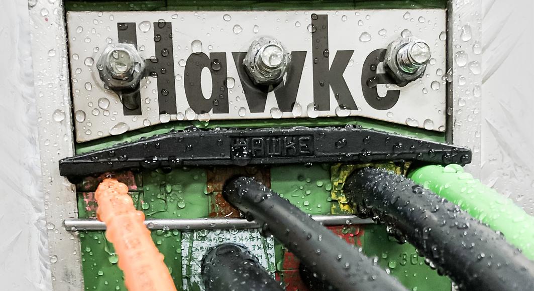 HMX con agua